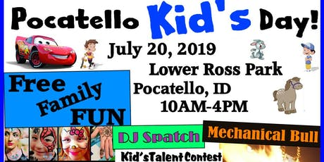 Pocatello Kid's Day tickets