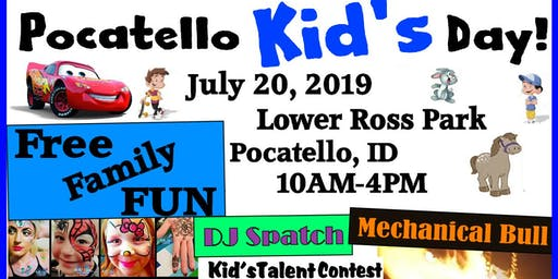 Pocatello Kid's Day