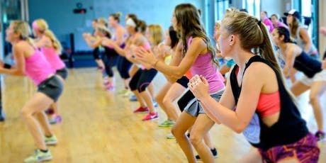 High Fitness - June Three (3) Class Session tickets