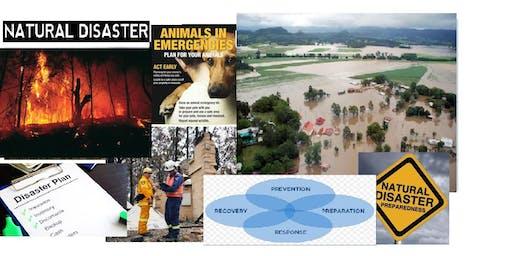 Disaster Preparedness Wollongbar Masterclass