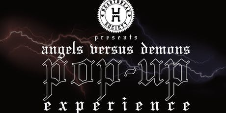 Angels Vs. Demons Pop-Up Experience tickets