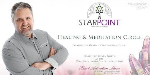 Healing & Meditation Circle (July)
