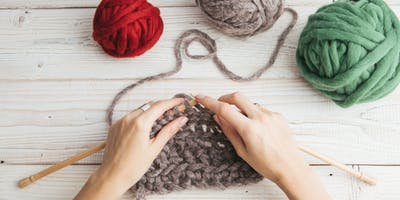 Knitter Bugs (10 to 15 years) at Epping Library