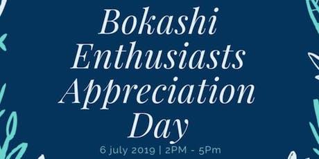 Bokashi Enthusiasts First Appreciation Day tickets