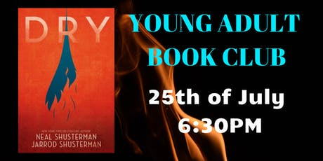Young Adult Book Club - Dry tickets