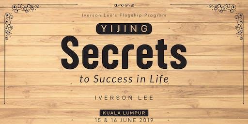 Yi Jing Secrets By Iverson Lee