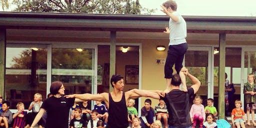 Casus Circus Performance Workshop (9 - 12 yrs) @ Bondi Pavilion # 24009