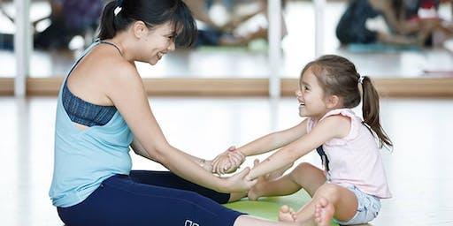 Family Yoga, Little Kids Big Emotions