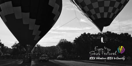 2019 Eyes to the Skies Balloon Festival tickets