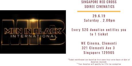 Soiree Cinematic - June, Men In Black International tickets