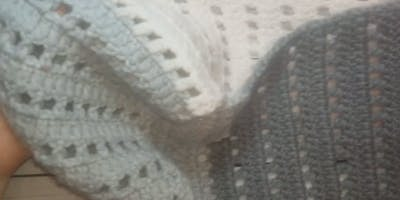 Beginner's Crochet - Learn how to make a scarf! Yarn included!
