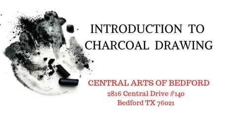 Introduction to Charcoal Drawing tickets