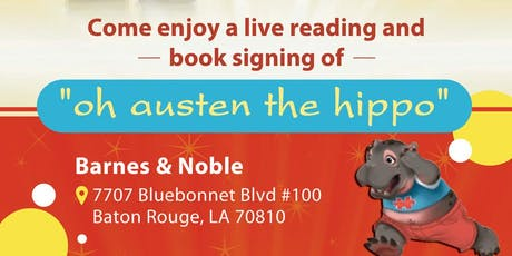 Oh Austen The Hippo Book Reading And Signing tickets