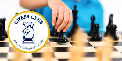 Chess Club - AGES 8yrs + ONLY
