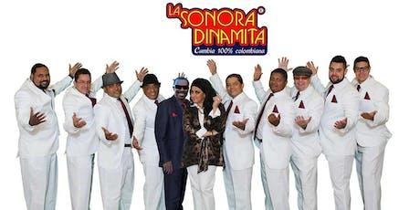 Gran Noche de Cumbia con Vilma Diaz y La Sonora Dinamita! tickets