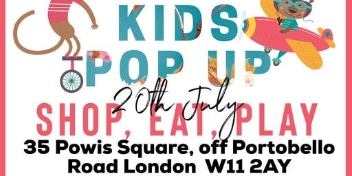 Kids pop up united