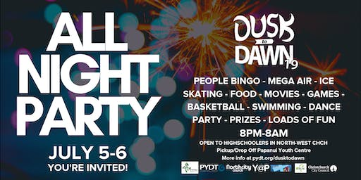 Dusk to Dawn '19 - All Night Party
