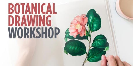 Botanical Drawing Workshop tickets