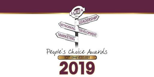 Latrobe City's 2019 People's Choice Awards 10th Anniversary Gala Dinner