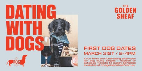 Dating with Dogs at The Golden Sheaf tickets