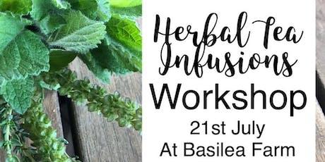 Herbal Tea Infusions Workshop tickets