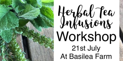 Herbal Tea Infusions Workshop