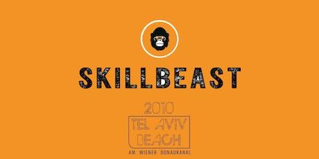 Skillbeast Outdoortrainings 09.00 Classes August Tickets