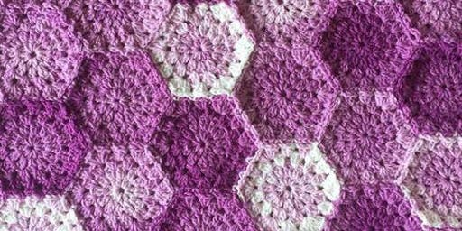 June 23rd Crochet Class with Bright Red Cherries