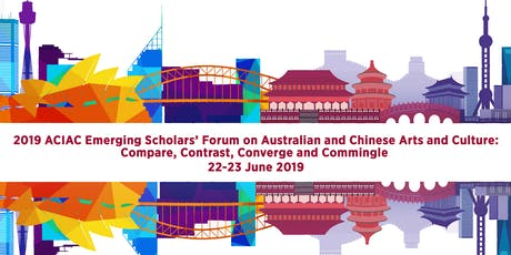 ACIAC Emerging Scholars' Forum on Australian and Chinese Arts and Culture tickets
