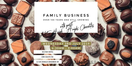 Breakfast at the Next Level | Family business: More than 100 years and still growing, with Alister Haigh tickets