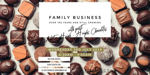 Breakfast at the Next Level   Family business: More than 100 years and still growing, with Alister Haigh
