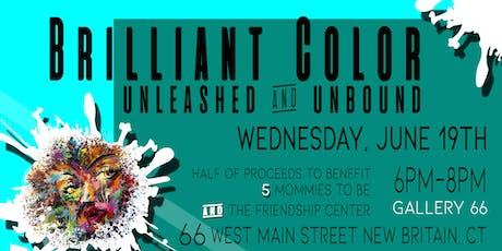 Brilliant colors Unleashed and unbound tickets
