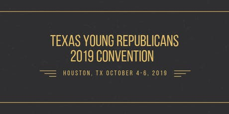 2019 TYRF Convention tickets