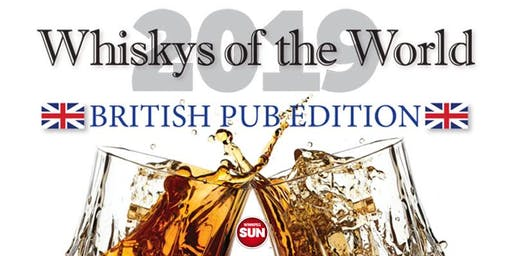 Whiskys of the World 2019 BRITISH PUB EDITION