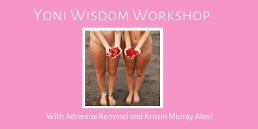 Yoni Wisdom Workshop