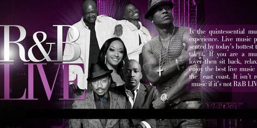 R&B LIVE GREENSBORO