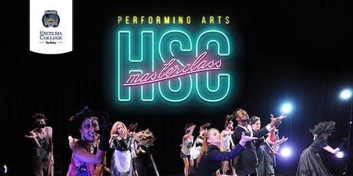 HSC Performing Arts Masterclass - Drama (With Jay Laga'aia)