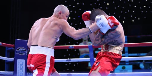 International Boxing Event Victory 8 - Legends of Hoan Kiem