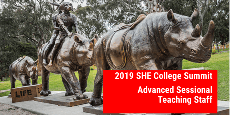 2019 SHE College Summit: Advanced Skills for Sessional Teaching Staff (Bundoora) tickets