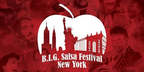 BIG Salsa Festival New York 2020 tickets