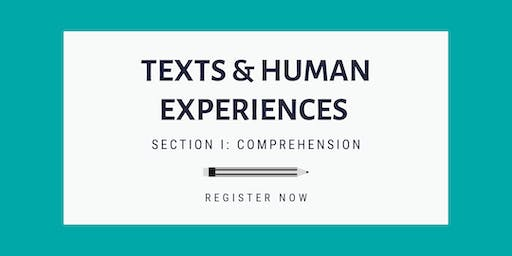 Texts and Human Experiences: Comprehension Skills (HSC English)