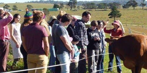 Farm Tour.