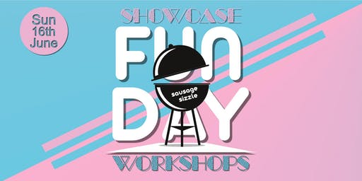 FUNDAY showcase and workshop @danceforce