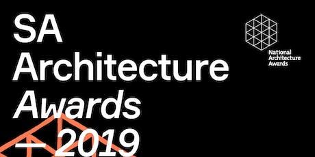 SA Architecture Awards Lightning Talk 2019 tickets
