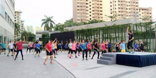 FREE Workout at VBP: Bollydazz (July 2019)