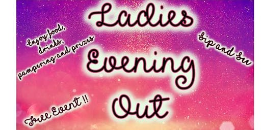 Christal's Krafty Boutique - Ladies Evening Out