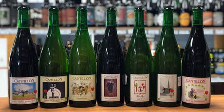 Cantillon Tasting Night tickets