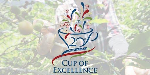 Laika Public Cupping - Costa Rica COE 2019