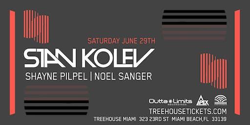 Stan Kolev at Treehouse Miami