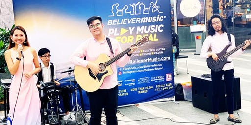 Believer Music Band Live